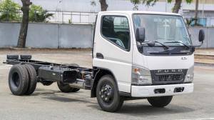 Đại lý bán xe tải Canter 1.9 tấn/1 tấn 9 trả góp giá rẻ, Mua trả góp xe tải Fuso 4.7 LW 1.9 tấn/1T9 thùng dài 4.4m giao ngay