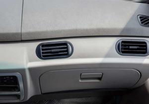 Trang bị điều hòa giúp người dùng thoải mái trong điều kiện thời tiết nắng nóng hiện nay.