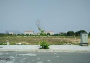 Thanh lý đất mặt tiền hướng Nam , Huegreen city