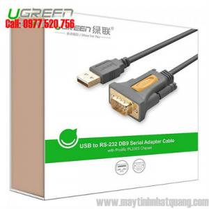 Cáp USB to Com dài 2m Ugreen 20222