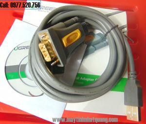 Cáp chuyển USB sang RS232 Ugreen 20222