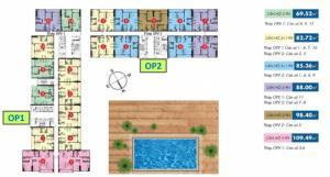 Sang nhượng lại căn hộ B5 & B6 dự án Orchard Park View Phú Nhuận giá 2015