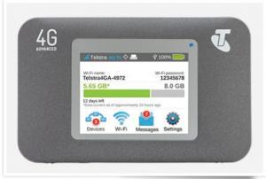 Bộ Phát Wifi 4G – Netgear 782S – Tặng Sim 4G...