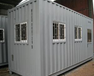 container kho 40 feet các loại