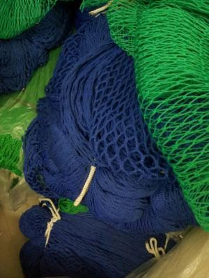 Lưới an toàn 2,5cm màu xanh dương