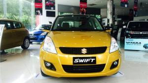 Bán xe Suzuki Swift rs đời 2017 609 triệu tặng 70 tr
