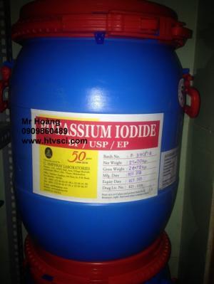Potassium iodide (Ấn Độ)