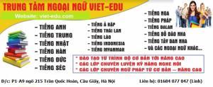 Trung tâm dạy tiếng Thái tại Hà Nội