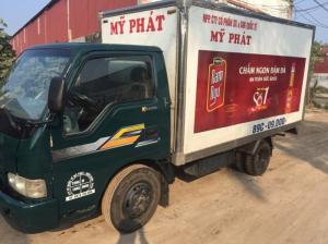 Bán xe tải Kia 1 tấn 25