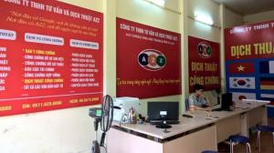 Biên dịch, phiên dịch tiếng Trung tại Vũng Tàu