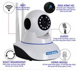 Lắp đặt camera wifi giá 850/mắt trọn gói ko phát sinh phí