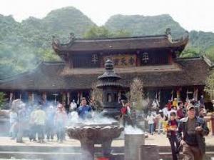 Tour Chùa Hương 1 ngày giá rẻ