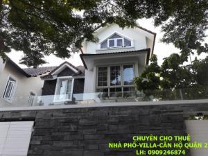 Cho thuê biệt thự phố An Phú Đường số 18,...