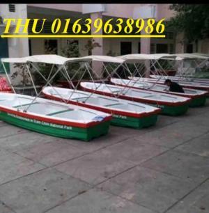 Chuyên sản xuất phân phối thuyền chèo tay compasite chở 3-4 người