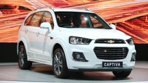 Chevrolet captiva 2.4ltz, xe có sẵn đủ màu, hỗ trợ vay 100%  giá trị xe