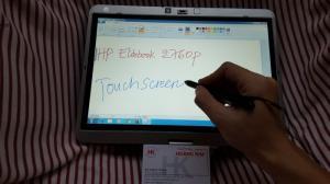 HP Elitebook 2760p Tablet - i7 2640M, 4G, 500G, Cảm ứng tay và bút, Full option, Hàng USA, rất đẹp