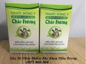 Cho người viêm phụ khoa Thảo Hương