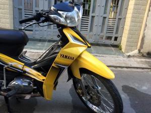 Yamaha Sirius màu vàng -đen, xe như xe...