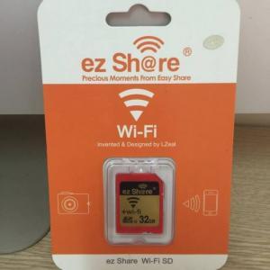 SD ez Share Wifi+ SDHC 32