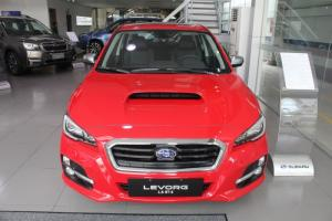Xe Subaru Levorg 2017 dòng xe Sedan 4 chỗ,...