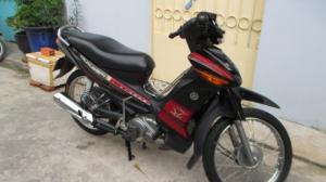 Yamaha Taurus,màu đỏ đen,nguyên thủy, NR