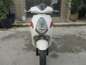 Honda A còng màu trắng camay 150cc, nguyên...
