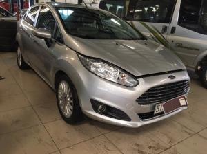 Bán Ford Fiesta 1.5L sx 2014 màu bạc bstp