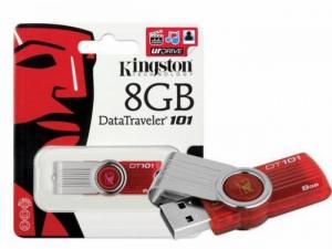 USB 2.0 8GB Kingston Data Traveler 101G2