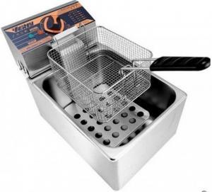 Máy cắt khoai tây làm lốc xoáy Inox chất lượng cao