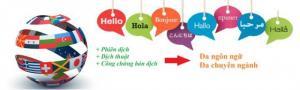 Dịch tiếng nước ngoài