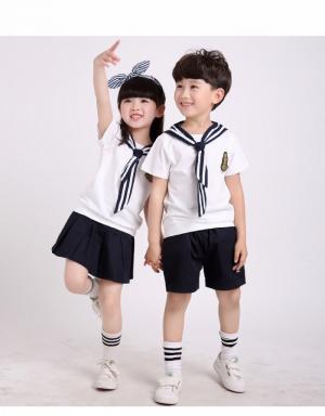 May đồng phục học sinh Tiểu học