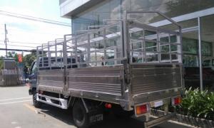 Xe HD99Z, 8,2T, dòng xe nâng tải cuối cùng của Đô Thành