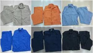 Quần áo công nhân xây dựng giá rẻ
