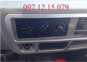 xe tải 7 tấn đài FM và điều hòa