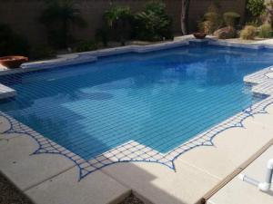 Chuyên nhận thi công lưới an toàn cầu thang, lưới an toàn bể bơi tại Hà Nội