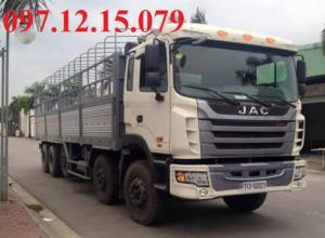xe tải 5 chân thùng mui phủ bạt được bảo hành 36 tháng hoặc 100.000 Km