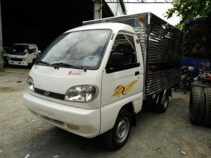 Xe tải thùng kín 800Kg