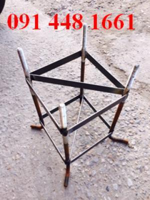 Khung móng cột đèn giá rẻ tại Hà Nội