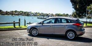 Ford Focus 2017 Có Gì Mới?