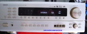 Amply Denon AVC 1850 Made in Japan