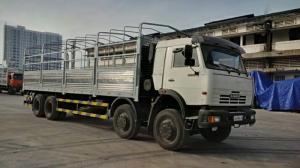 Kamaz 6540 thùng 2017