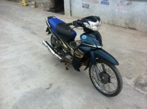 Sirius Yamaha xe máy nguyên bản biển số hà nội