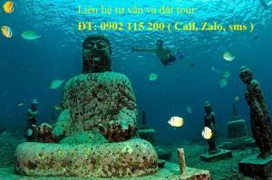 Tour du lịch Hà Nội – Indonesia - Bali – Singapore 5 ngày 4 đêm