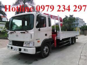 Hyundai HD210 tải trọng 13,5 tấn có xe giao ngay các tỉnh