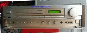 Amply Denon AVC 1000G. Mặt vàng. Made in Japan