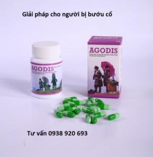 Agodis - giải pháp hỗ trợ cho người bị Bướu...