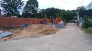 Sang tên chuyển nhượng ngay lô đất Tân Phước Khánh mặt tiền đường nhựa 10m giá 3tr3/m2.