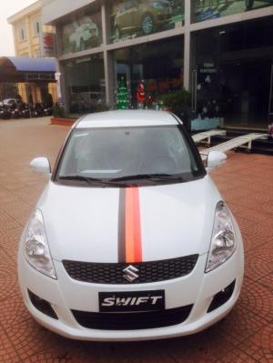Bán xe Suzuki Swift giá 519 triệu cùng nhiều khuyến mại hấp dẫn