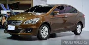 Bán xe Suzuki Ciaz 2017 Nhập Khẩu giá 579 triệu