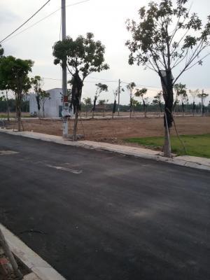 Bán đất thổ cư Quận 9, phía sau trường học Long Trường, sổ đỏ, dt 63.7m2, 17.5tr/m